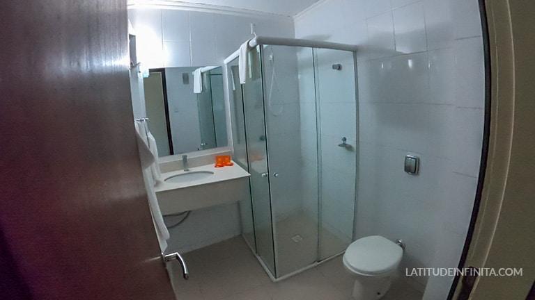 banheiro tri hotel smart