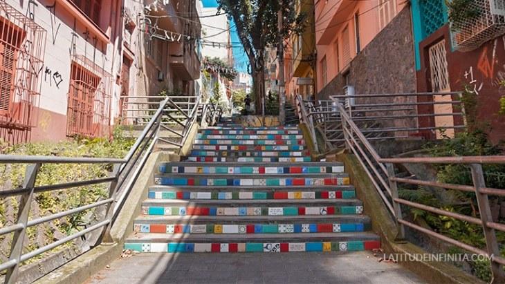 escadaria 24 de maio porto alegre