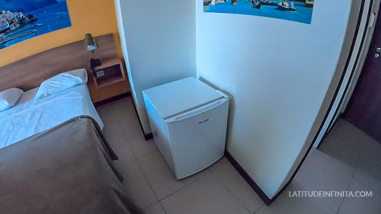 frigobar tri hotel smart