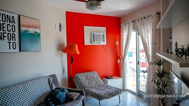 sala airbnb Florianópolis