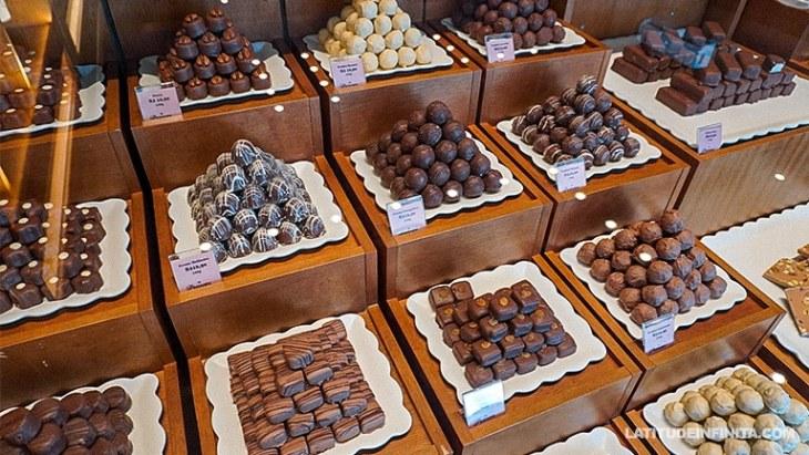 chocolates gramado
