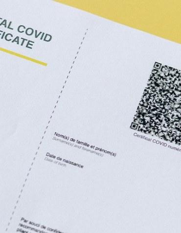 Como emitir o Certificado Digital COVID: Passo a passo