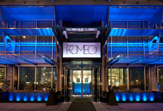 Romeo Hotel una terrazza sul Golfo di Napoli  Latitudes