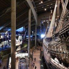 Vasa nel museo