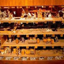 modellini al museo Vasa