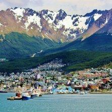 Ushuaia Terra del Fuoco Argentina