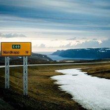 cartello The North Cape-Christian Roth Christensen - VisitNorway
