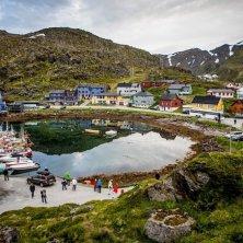 villaggio pescatori Honninsvag Kamøyvær-Christian Roth Christensen - VisitNorway