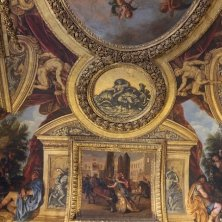 decorazioni interno Versailles