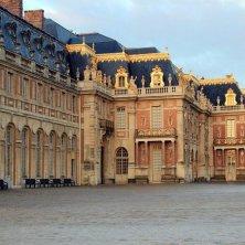 parte della reggia di Versailles