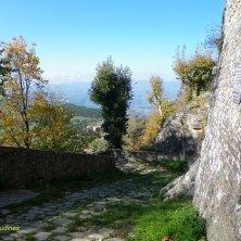 panorama santaurio La Verna