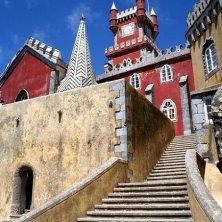 scalinata palazzo