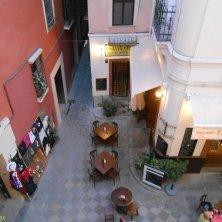 angolo del Barrio visto dall'alto