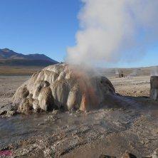 geyser a El Tatio