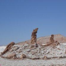 rocce modellate dalle intemperie