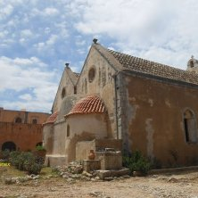 Arkadi monastero Rethymno