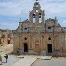 monastero Arkadi Rethymno