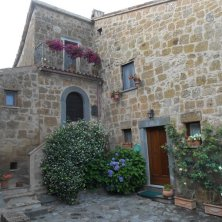palazzi a Civita