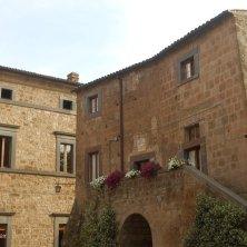 palazzi di Civita Bagnoreggio