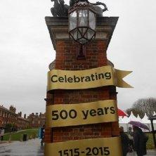 Celebrazioni per i 500 anni