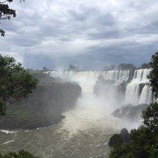 cascata di Iguazu