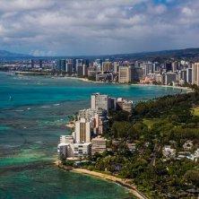 Grattacieli a Honolulu
