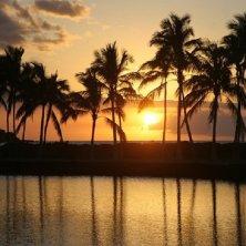 Tramonto Hawaiano