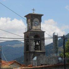 campanile a Metsovo