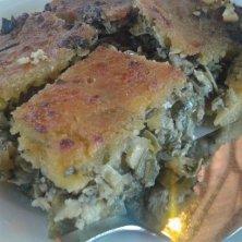 torta rustica tipica