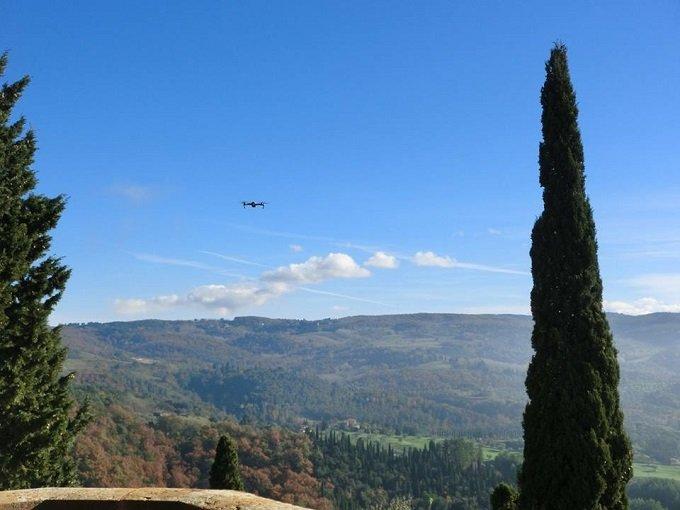 drone-in-volo