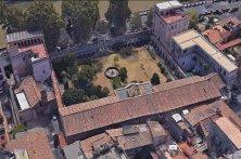 Veduta Aerea Complesso Ospitale Santa Francesca