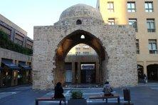 Beirut porta araba