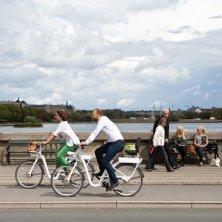 Copenaghen in bici