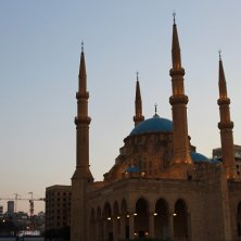 Moschea by night