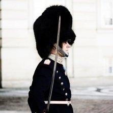 guardia reale a Amalieborg