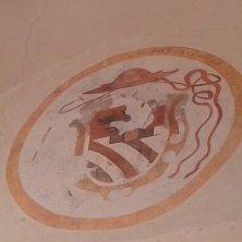 stemma sul soffitto