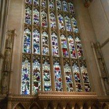 vetrata della cattedrale