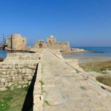 castello a mare dei crociati