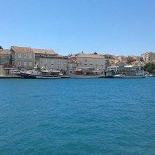 panorama da Trogir