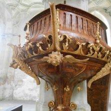 pulpito Kladruby