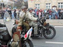 soldati motociclisti