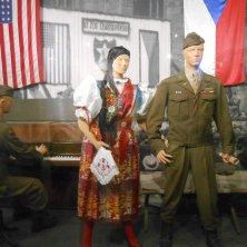 uniformi e costumi tradizionali al Patton Memorial