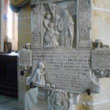all'interno della cattedrale
