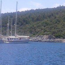 baia e imbarcazione