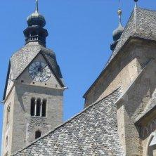 campanile con cupola a cipolla
