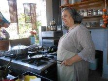 insegnante di cucina turca