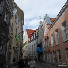 in giro per Tallinn