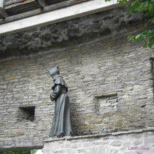scultura domenicani Cortile del Re danese