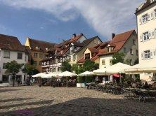 Meersburg città alta