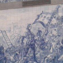 azulejos stazione Sao Bento